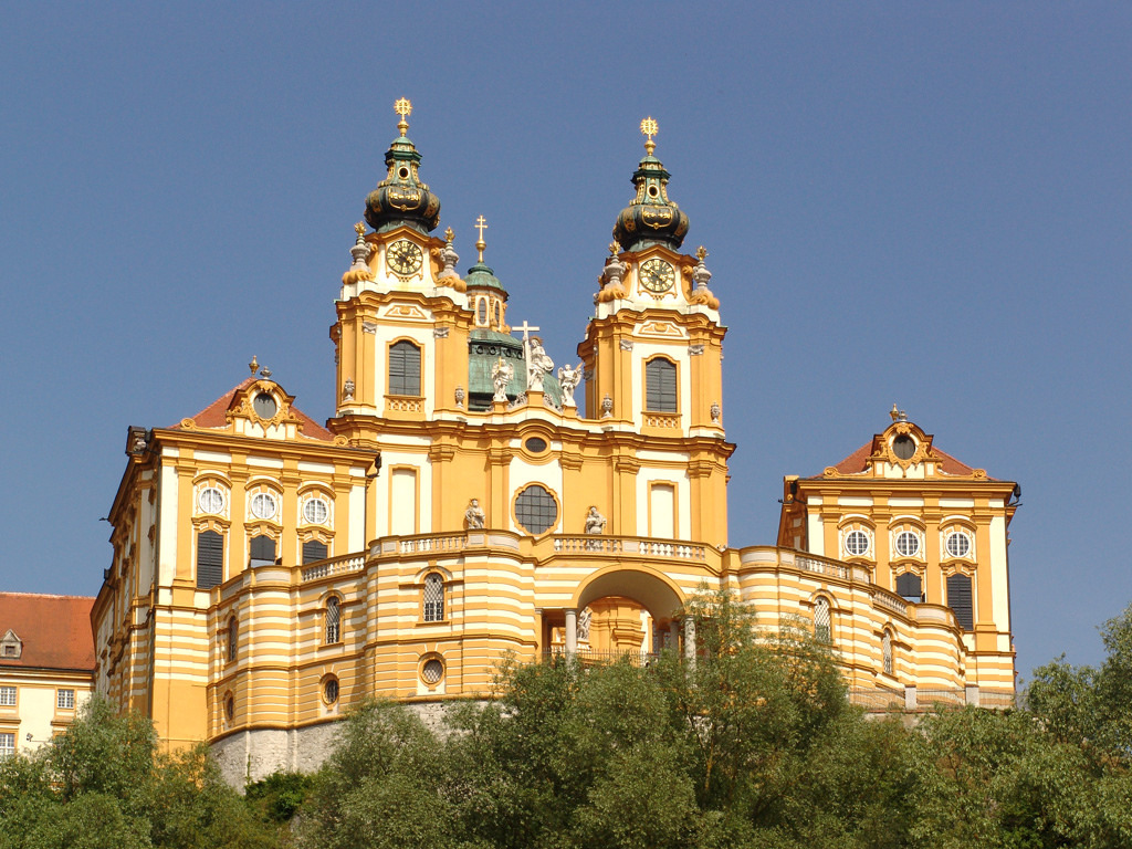 melk abbey photo
