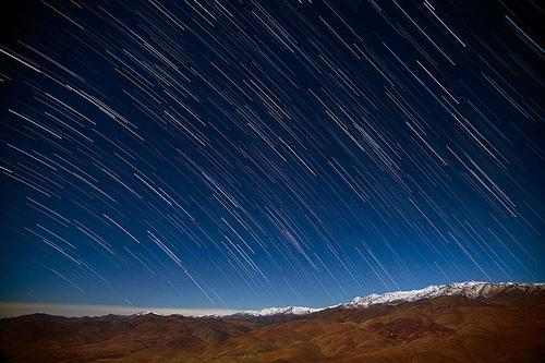 Sterne schauen in der Atacamawüste