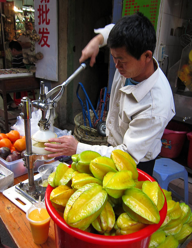 china street food
