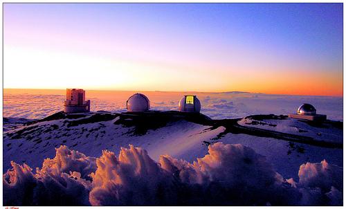 Mauna Kea observatorium