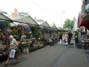 Amsterdam reisetipp blumenmarkt
