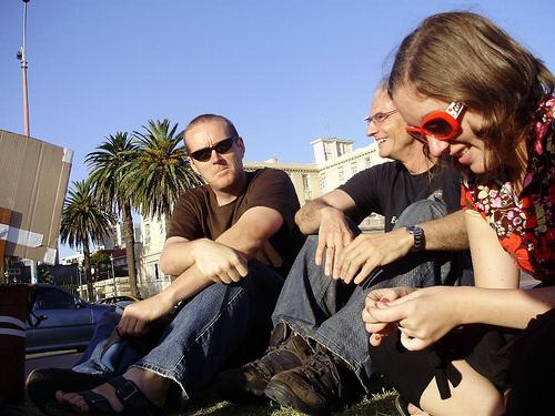 Couchsurfing Treffen