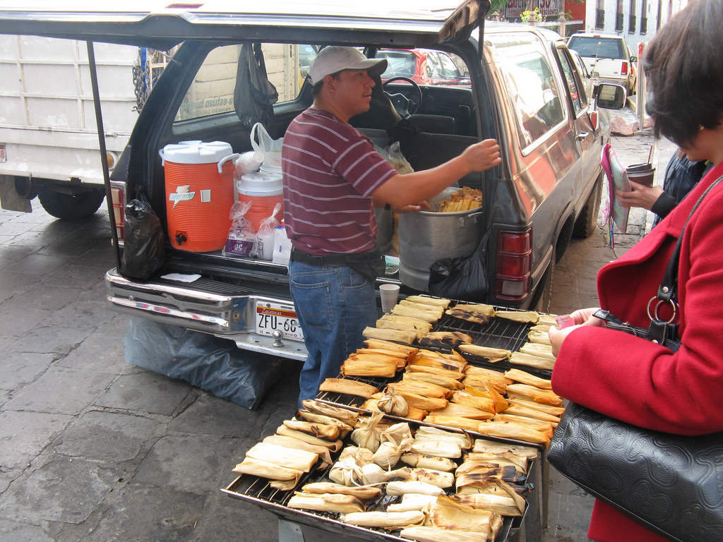 mexico street food