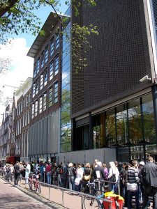 Anne Frank Huis, Amsterdam