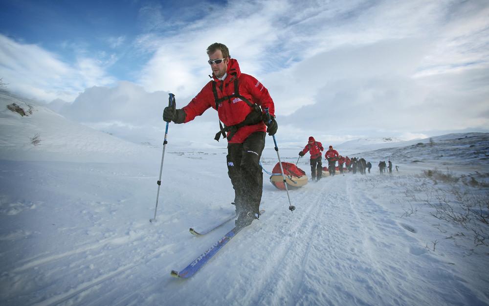 Skitour, Norwegen