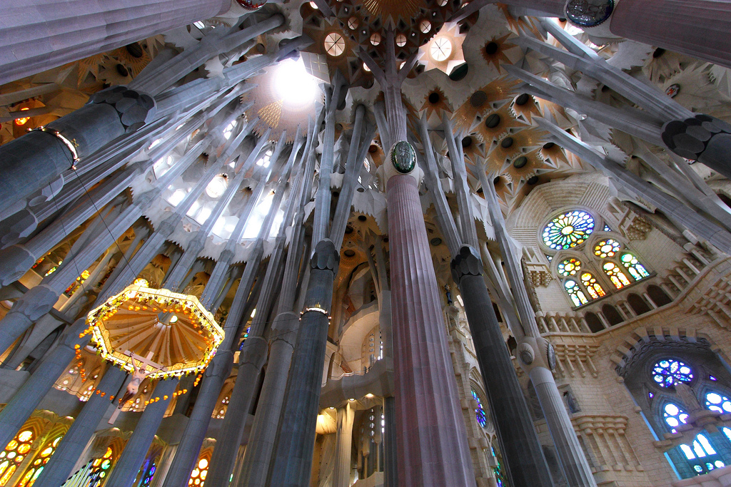 Sagrada Familia WOW!