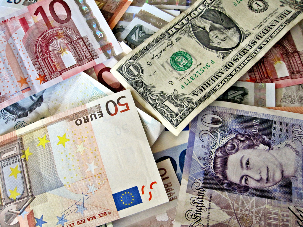 Geld aus aller Welt