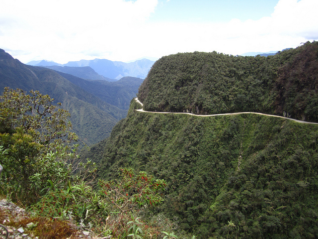 Yungas road/Death road
