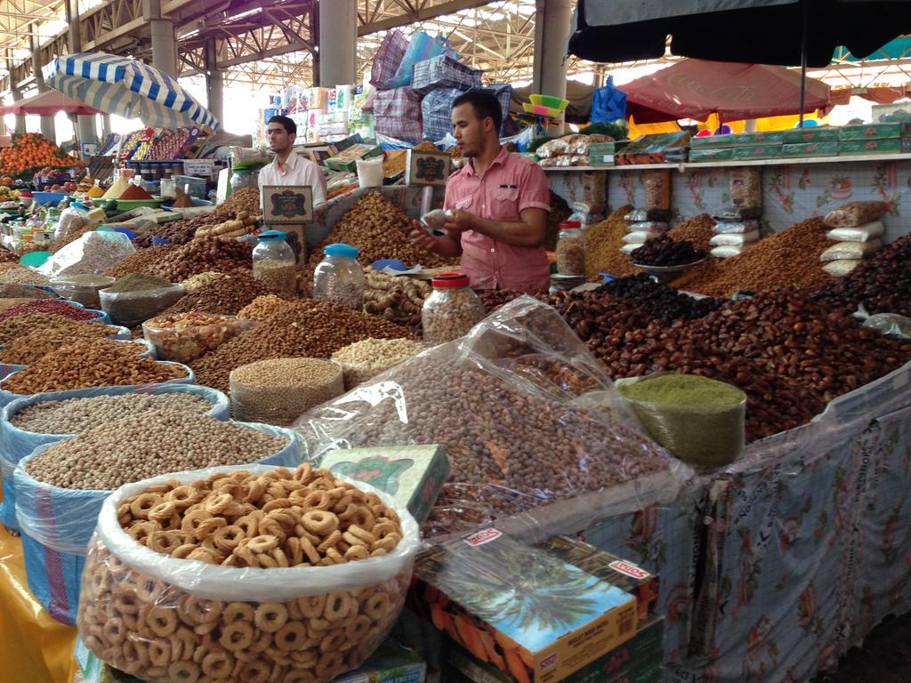 Der Souk in Agadir