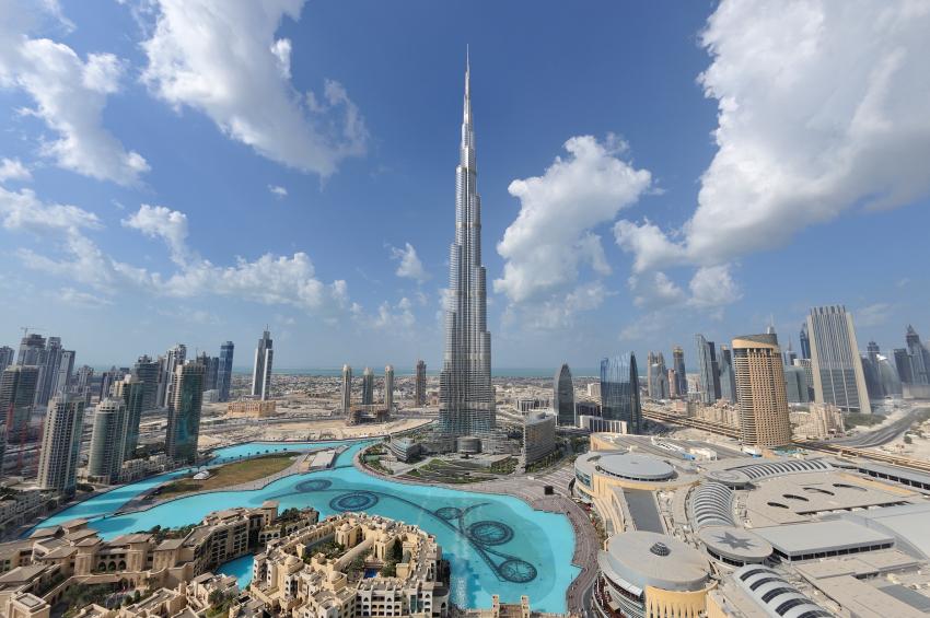Groß, größer, Dubai