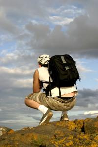 rucksack für backpacker