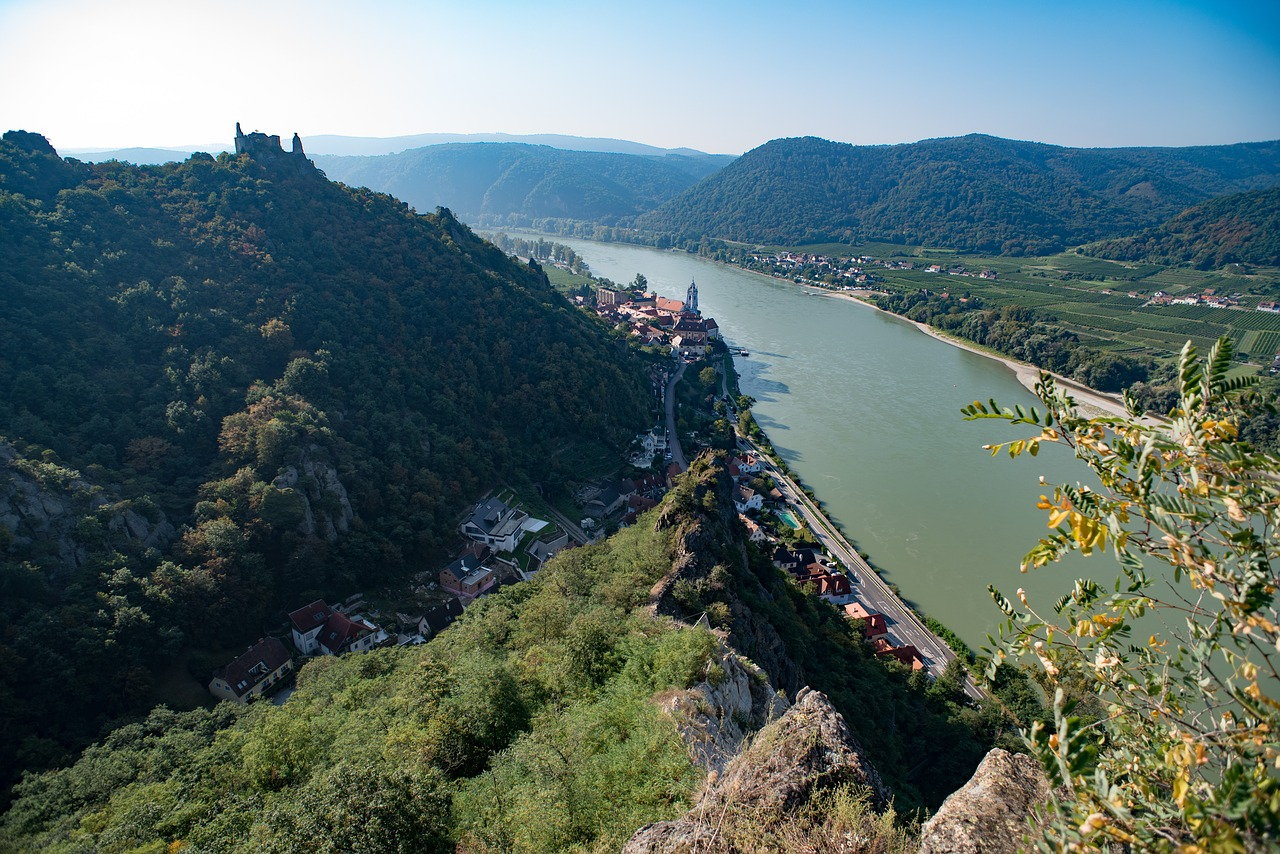 cycle wachau photo