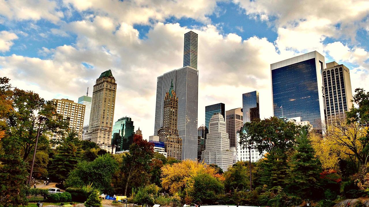 new york park photo