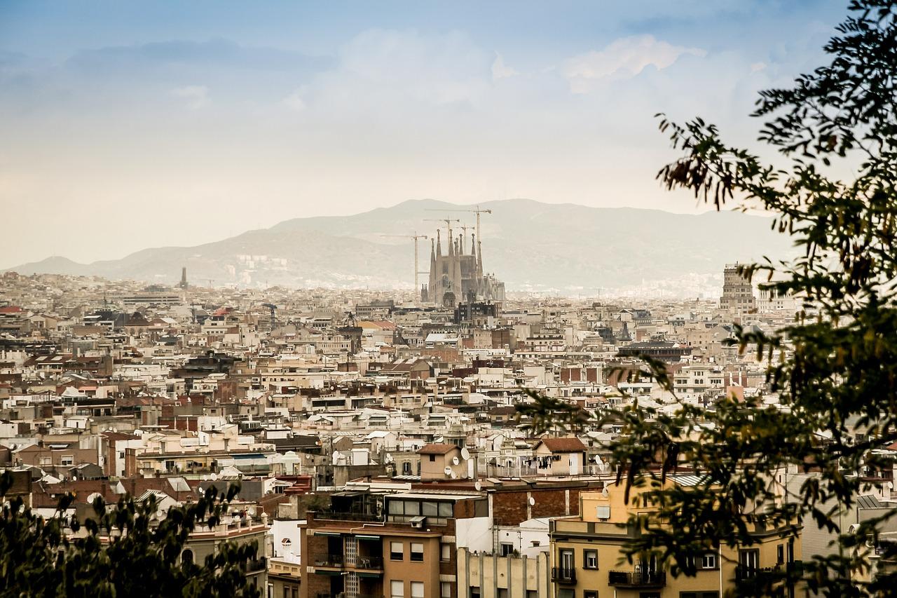 Barcelona Überblick